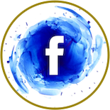 Facebook 155 Rounded
